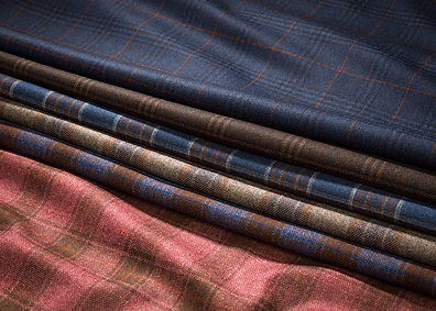 Tissus anglais Scabal - Autumn Leaves