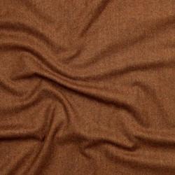 Tissu uni en pure laine vierge et cachemire