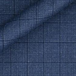 Tissu Carreaux en pure laine vierge