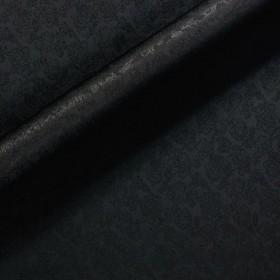 Tissu Jacquard de soie et pure laine vierge