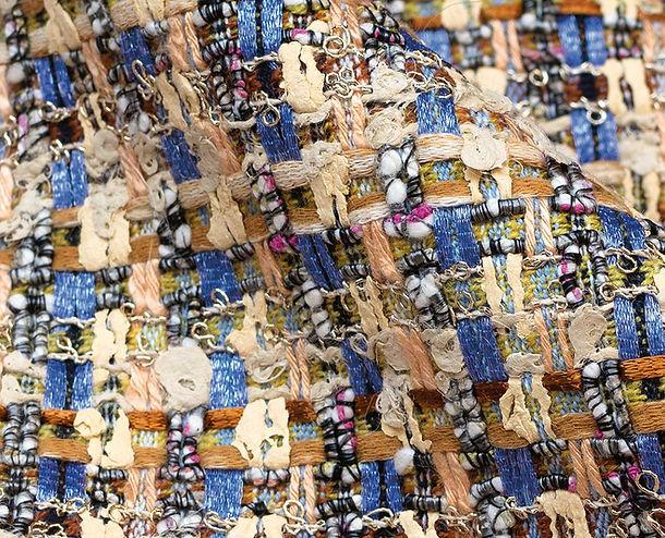 Veste en tweed à Lille