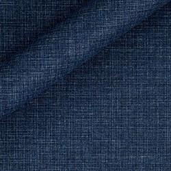 Tissu faux uni en pure laine vierge et coton