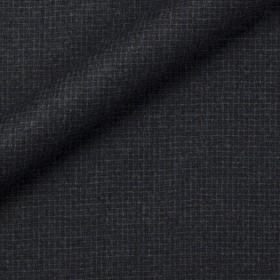 Tissu micro-design en flanelle en pure laine vierge