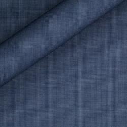 Tissu pied-de-poule en pure laine vierge Super 130's