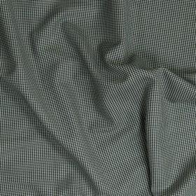 Tissu Pied de poule en pure laine vierge