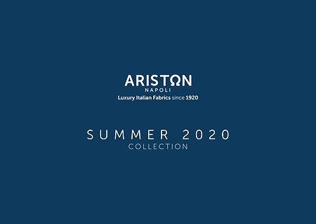 Tissus italiens Ariston - Printemps/Été 2020