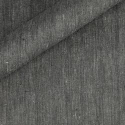 Tissu chevrons en pur lin