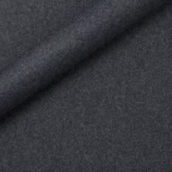 Tissu en flanelle en pure laine vierge
