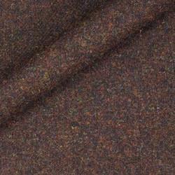 Tissu de tweed en pure laine vierge