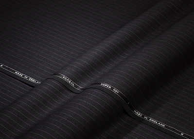 Tissus anglais Scabal - Galaxy