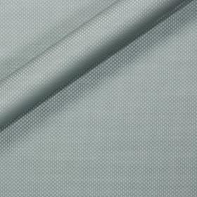 Tissu micro-design jacquard en pure laine et soie