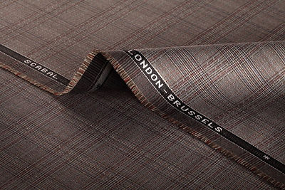 Tissus anglais Scabal - Turbo Travel