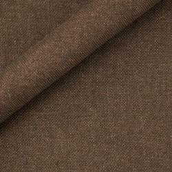Tissu uni en chanvre et laine