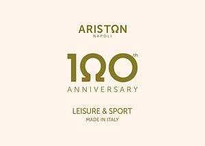 Tissus italiens Ariston - Collection 100ème Anniversaire