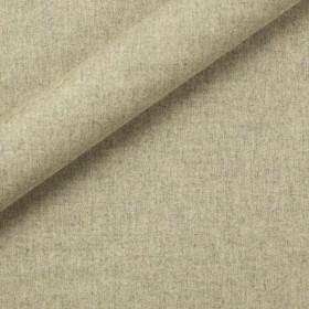 Tissu uni en flanelle en pure laine vierge