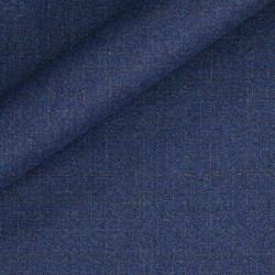 Tissu petits carreaux en pure laine vierge Super 130's