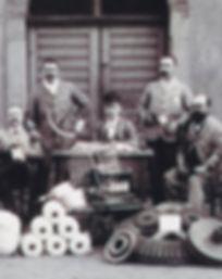 Tissus italiens Loro Piana - History