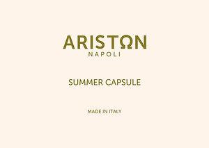 Tissus Italiens Ariston - SPRING-SUMMER