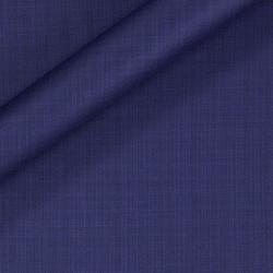 Tissu à micro-motifs en pure laine vierge