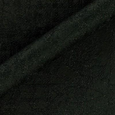 Tissu Jacquard lamé