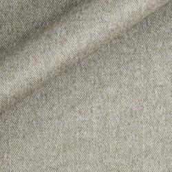 Manteau chevron en pure laine vierge, cachemire et soie