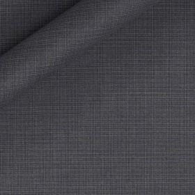Tissu à micro-carreaux en pure laine vierge