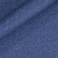 Tissu pied de poule pure laine vierge Super 130's