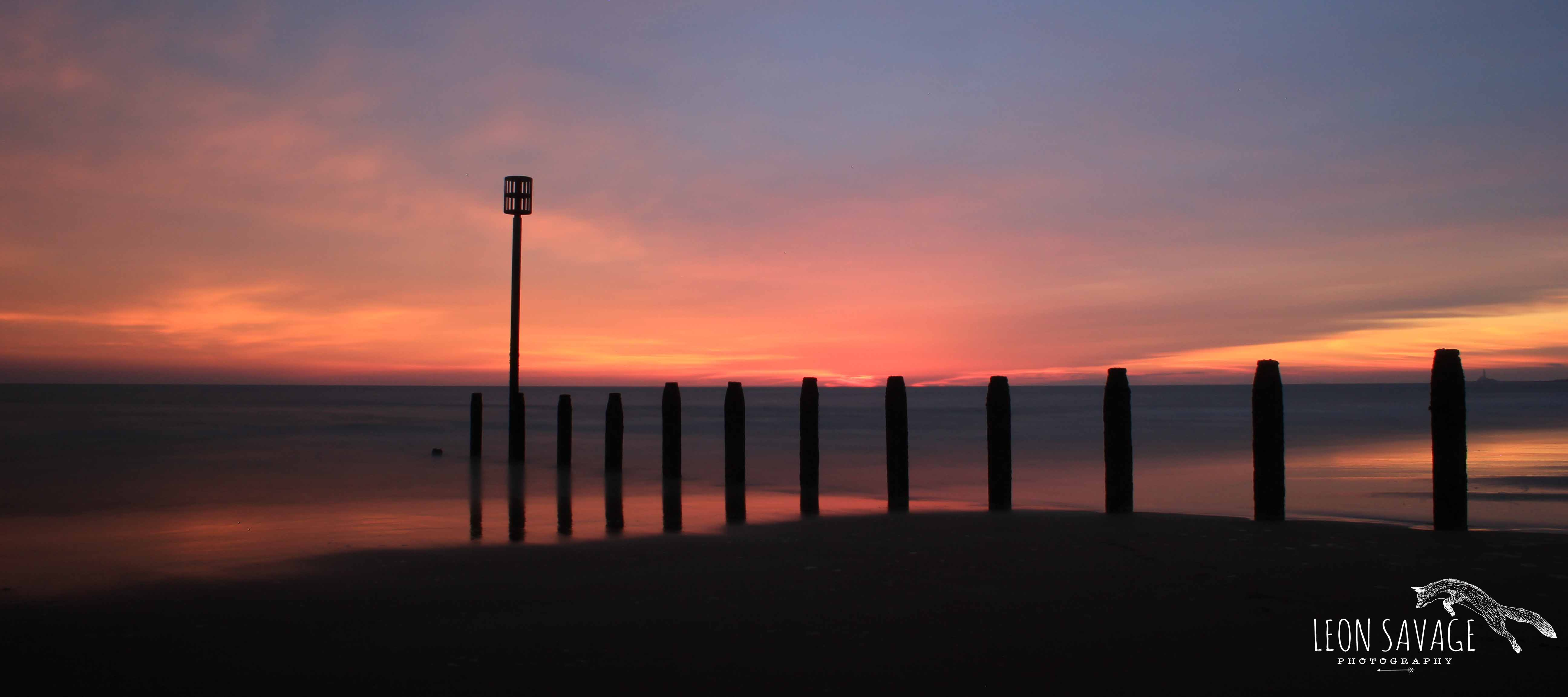 Groyne Sunrise