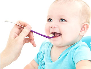 Starting Solids and Allergy Prevention