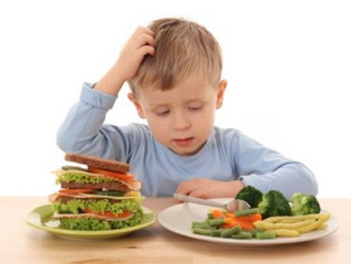 MEALTIME TIPS FOR FUSSY EATERS