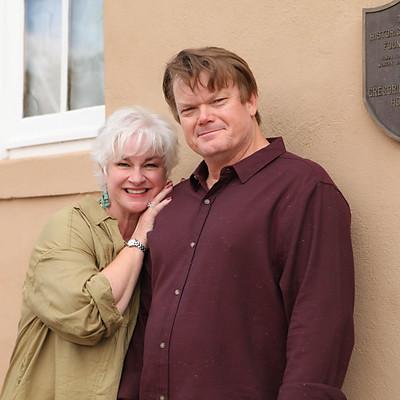 Lynn and Derek