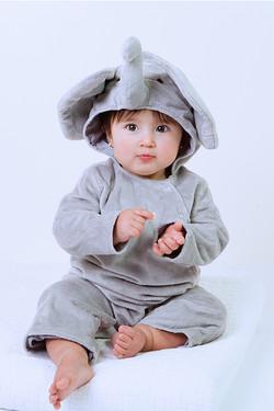 Elephant baby girl