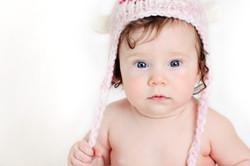 Liliana in hat