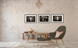 Hall 3 portraits
