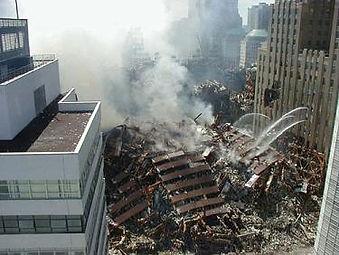 Building 7 Demolished