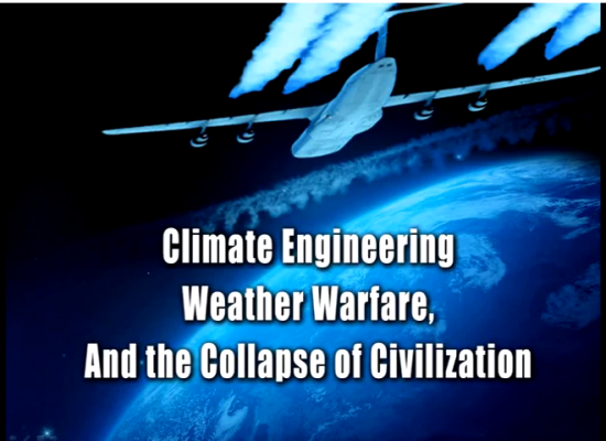 Geoengineering, Global Warming HAARP