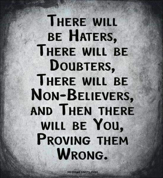 Doubters