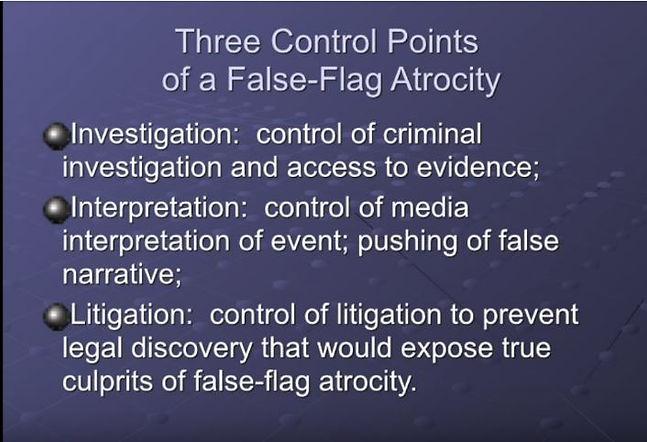False Flag Control Points