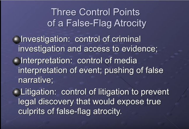 False Flag Control Points