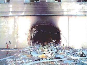Pentagon Exit Hole