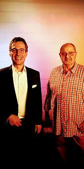 k-Uwe und Eggolf im digitalen Coachingst