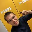 SWR 1 Moderator Matthias Sziedat