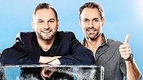 Matze Bielek und Sven Hannawald