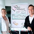 Birgit Hartisch & Coach Eggolf von Lerchenfeld