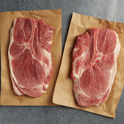 Pork Shoulder Slices