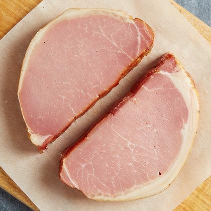 Boneless Smoked Pork Chops