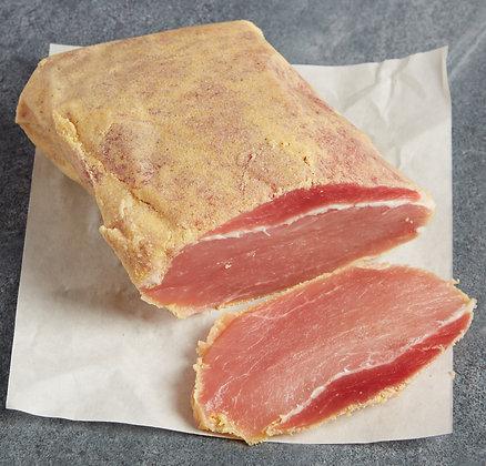 Cornmeal Bacon