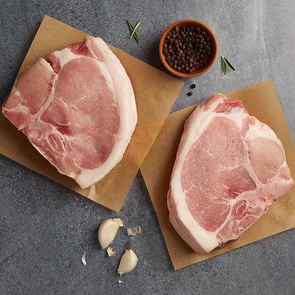 Pork Chops to Fill