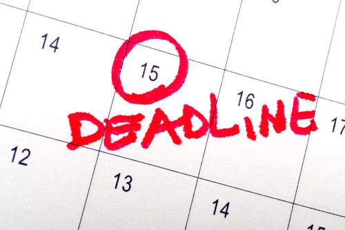 New Filing Deadline for Partnerships