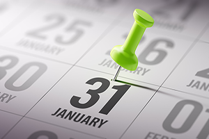 Be Prepared for 1099 Deadlines in January